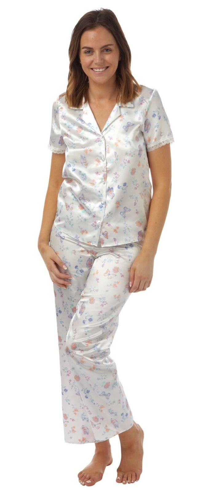 ladies night dress pyjamas - photo #27