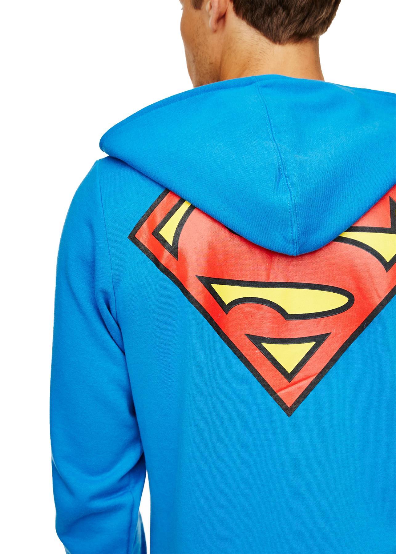 Homme-Deadpool-Superman-Darth-Vader-a-Capuche-Combinaison-Fermeture-Eclair-Tout-En-Un-1-Grenouillere miniature 10