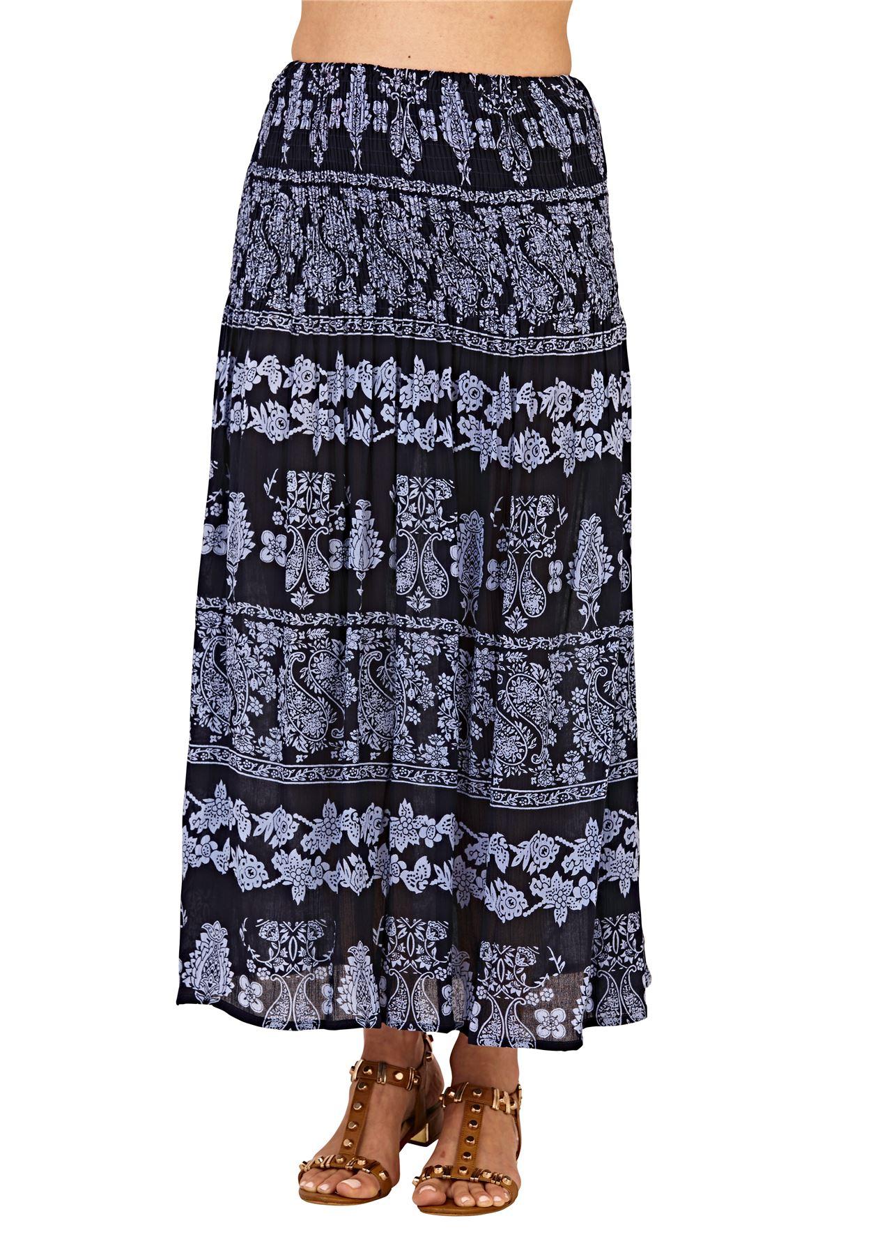 Ladies-Pistachio-Viscose-3-Way-Halter-Bandeau-Skirt-Summer-Beach-Dresses thumbnail 8