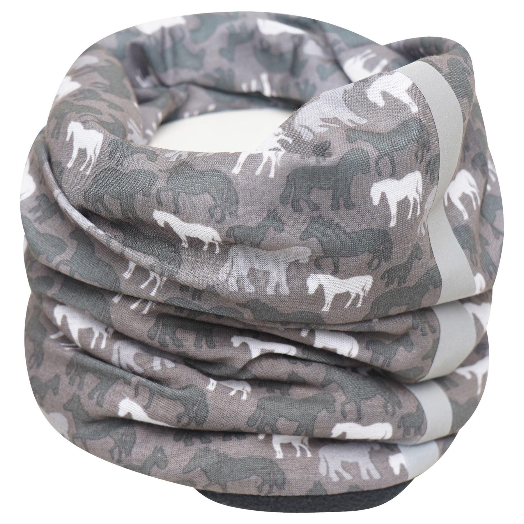 New Adult Men// Women Checkered Check Printed Neck Warmer hat Balaclava Snood