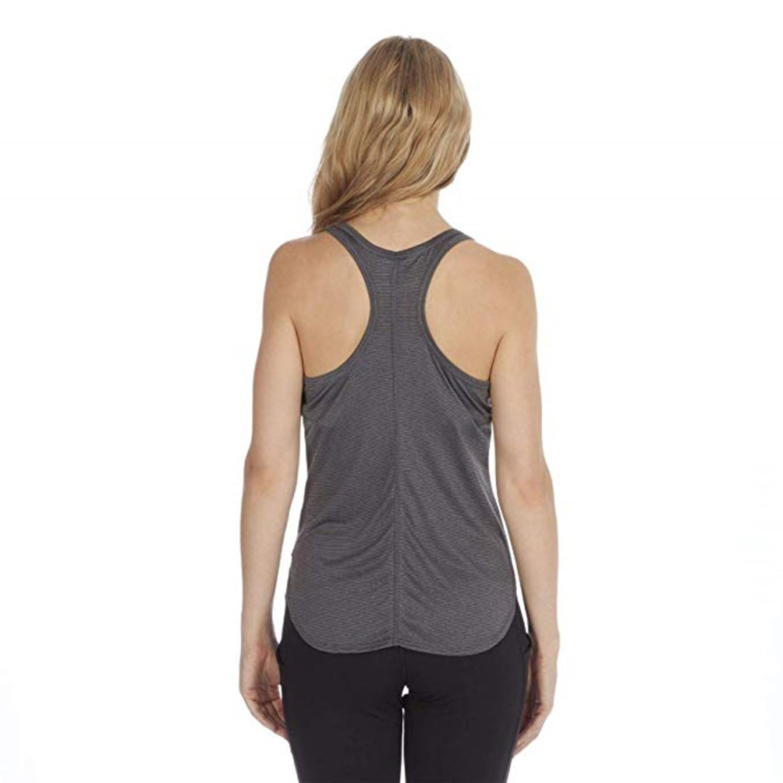 Ladies-Womens-Red-Tag-Active-Racer-Back-Yoga-Gym-Exercise-Vest-Tank-Top thumbnail 3