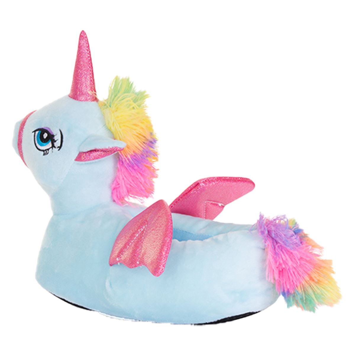 Girls-Boys-Undercover-3D-Soft-Comfy-Character-Novelty-Animal-Unicorn-Slippers thumbnail 42