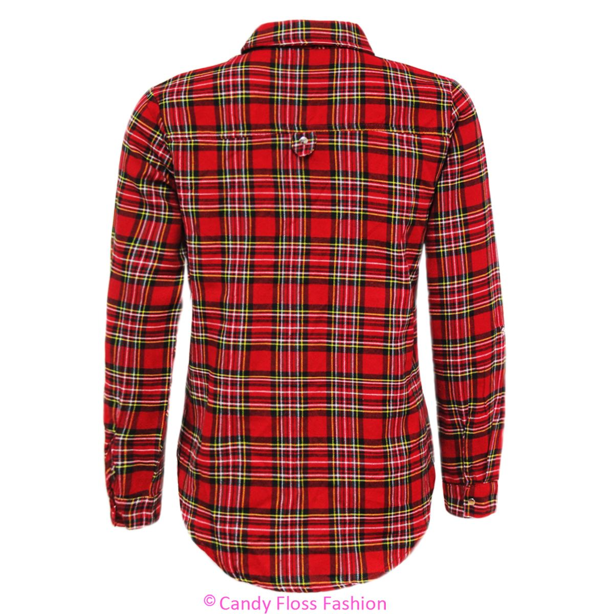 TOPINCN Women Long sleeve Plaid Shirt, Women Plaid Tee Shirt,Casual Style Women Tartan Shirt Turn-down Collar Long Sleeve Baggy Blouse Tee Shirt. Average rating: 0 out of 5 stars, based on 0 reviews Write a review. TOPINCN. This button opens a dialog that displays additional images for this product with the option to zoom in or out.