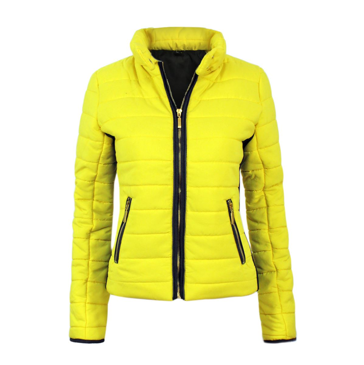 Ladies-Smart-Quality-Puffer-Quilted-Padded-Jacket-Warm-Thick-Bomber-Womens-Coat