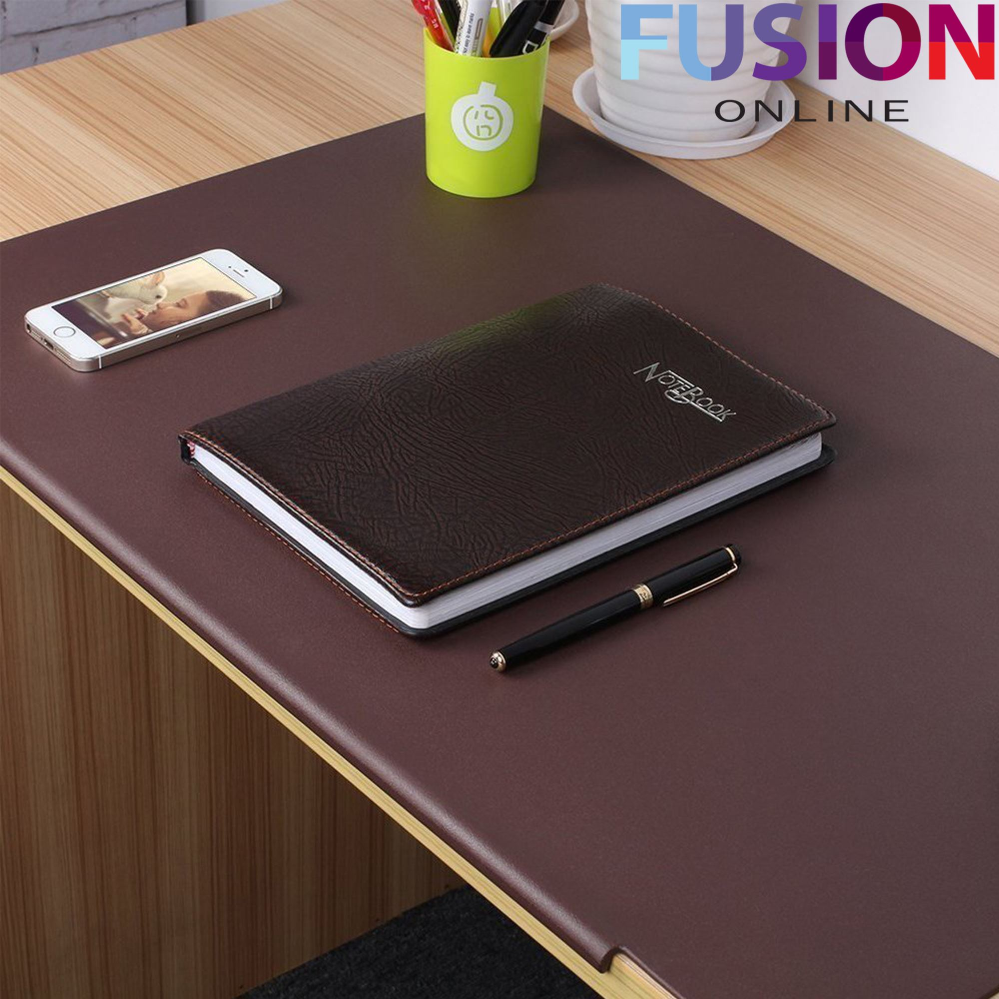 Mouse Pad Mat Gaming Desk Leather Writing Mat Pvc Home