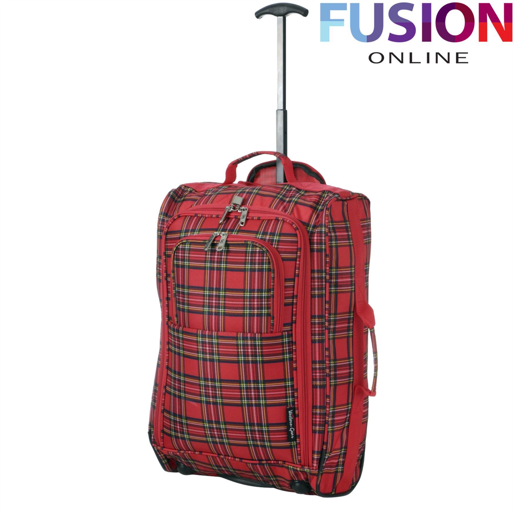 Valigia bagaglio a mano cabina ryanair con ruote trolley for Bagaglio a mano con custodia per laptop rimovibile
