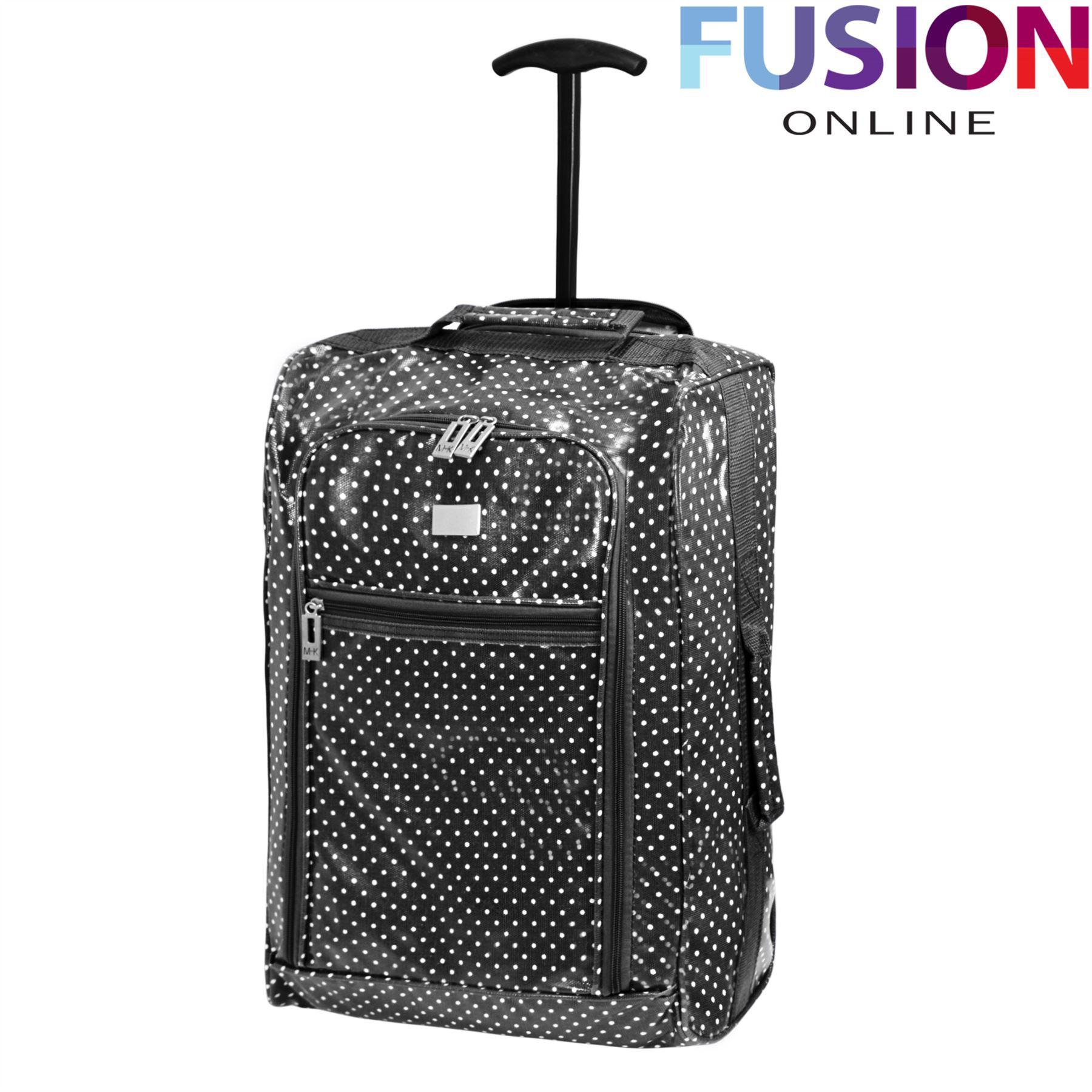 Valigia bagaglio a mano cabina ryanair con ruote trolley borsa custodia da viaggio easyjet nuovo - Cabina ryanair ...