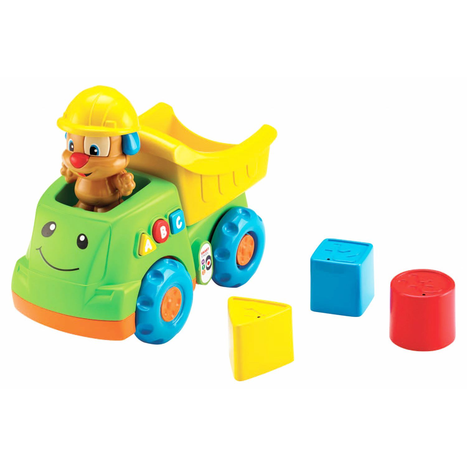 Fisher Price Sis Learning Car