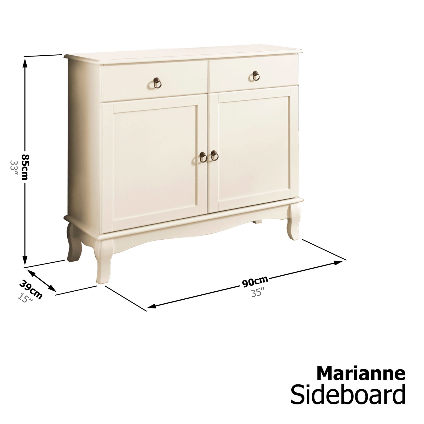 MARIANNE LIVING ROOM TV UNIT CONSOLE COFFEE TABLE LAMP SIDEBOARD NEST OF TABLES eBay