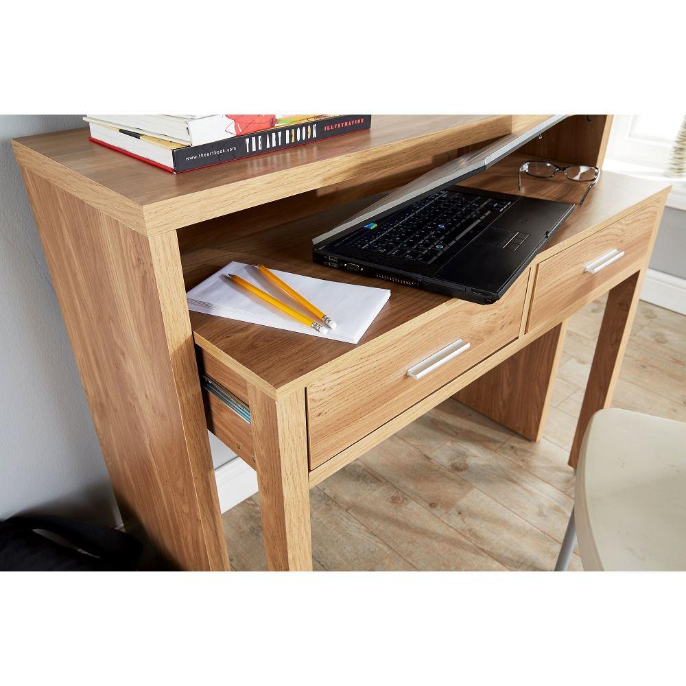 REGIS EXTENDING CONSOLE TABLE STUDY COMPUTER DESK 2