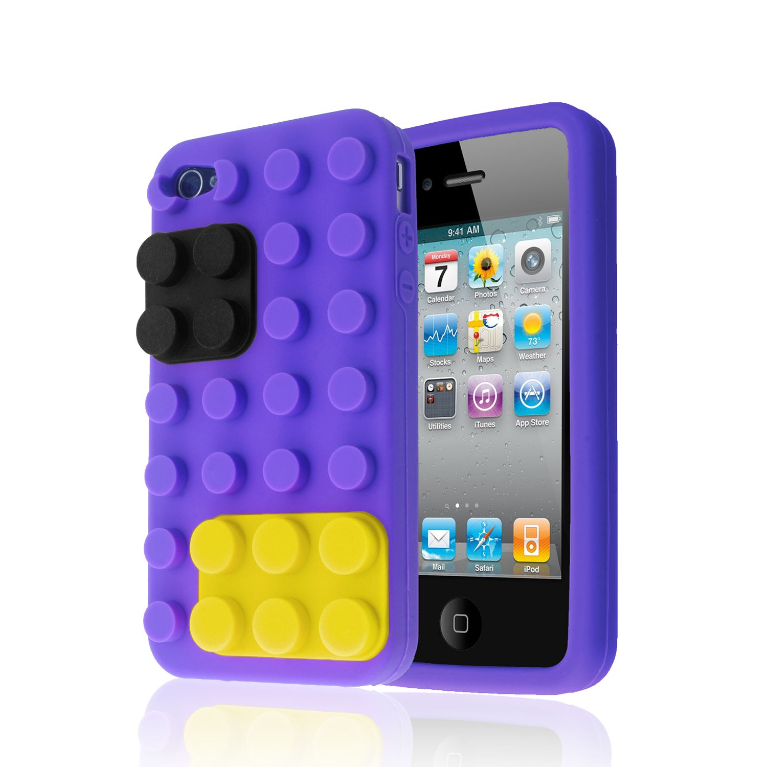 Stuff4 Back Case Cover Skin For Apple Iphone 4 4s Circuit Board Ebay