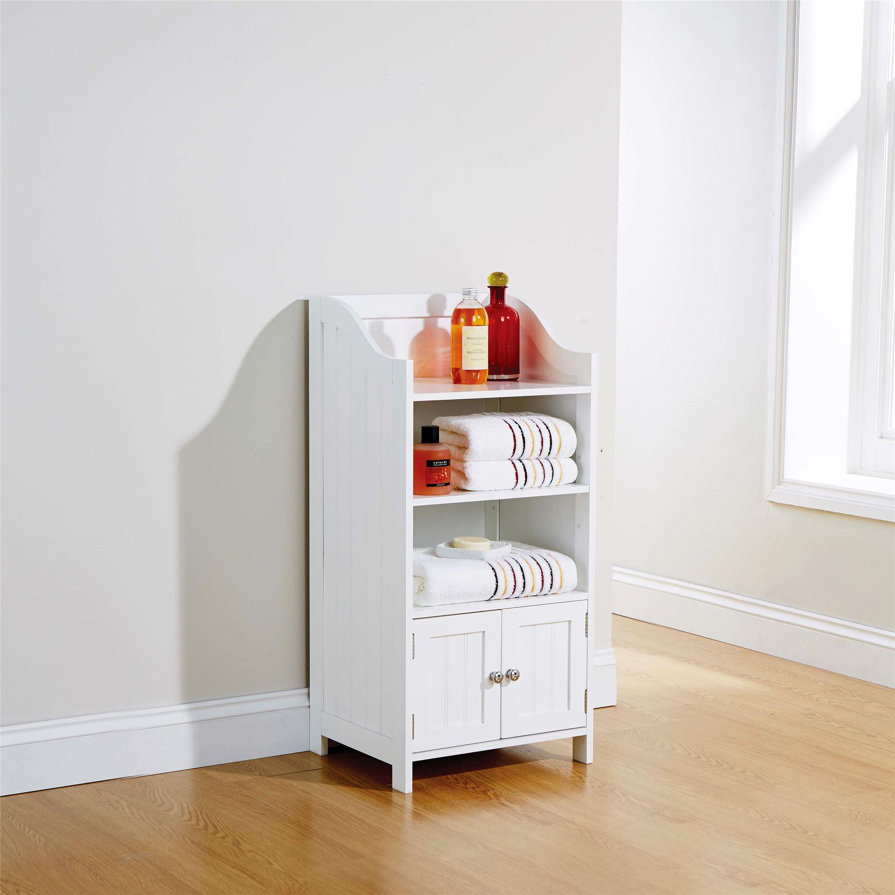 Bathroom tower shelf - Colonial Range Bathroom Furniture Cupboard Under Basin Cabinet