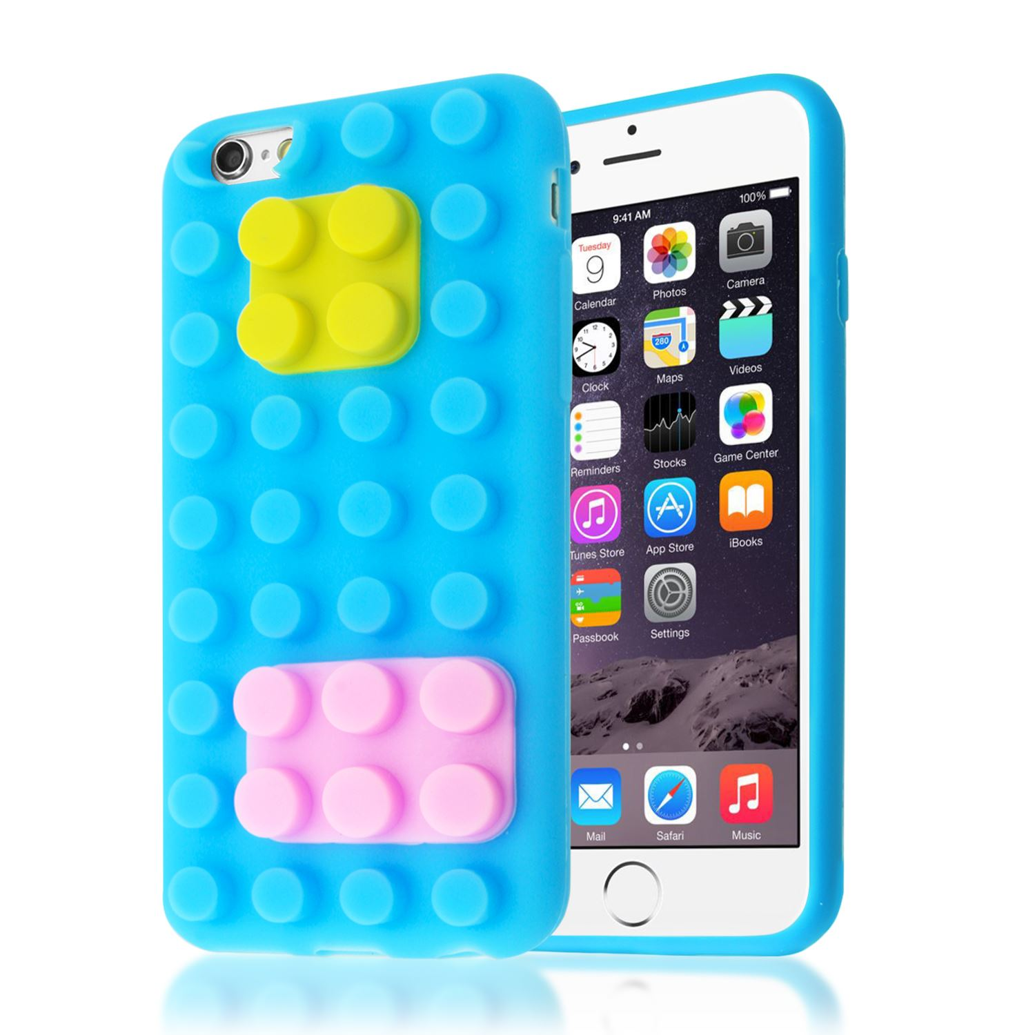 custodia iphone 7 plus lego