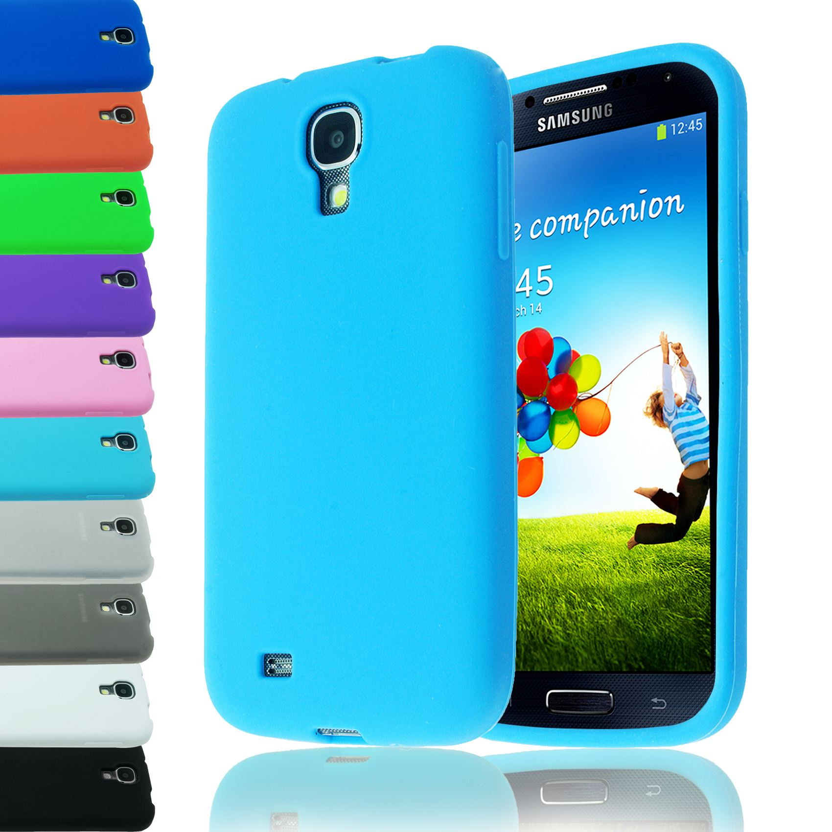 PLAIN SOFT THICK SILICONE IMPACT SHOCK CASE COVER FOR ...
