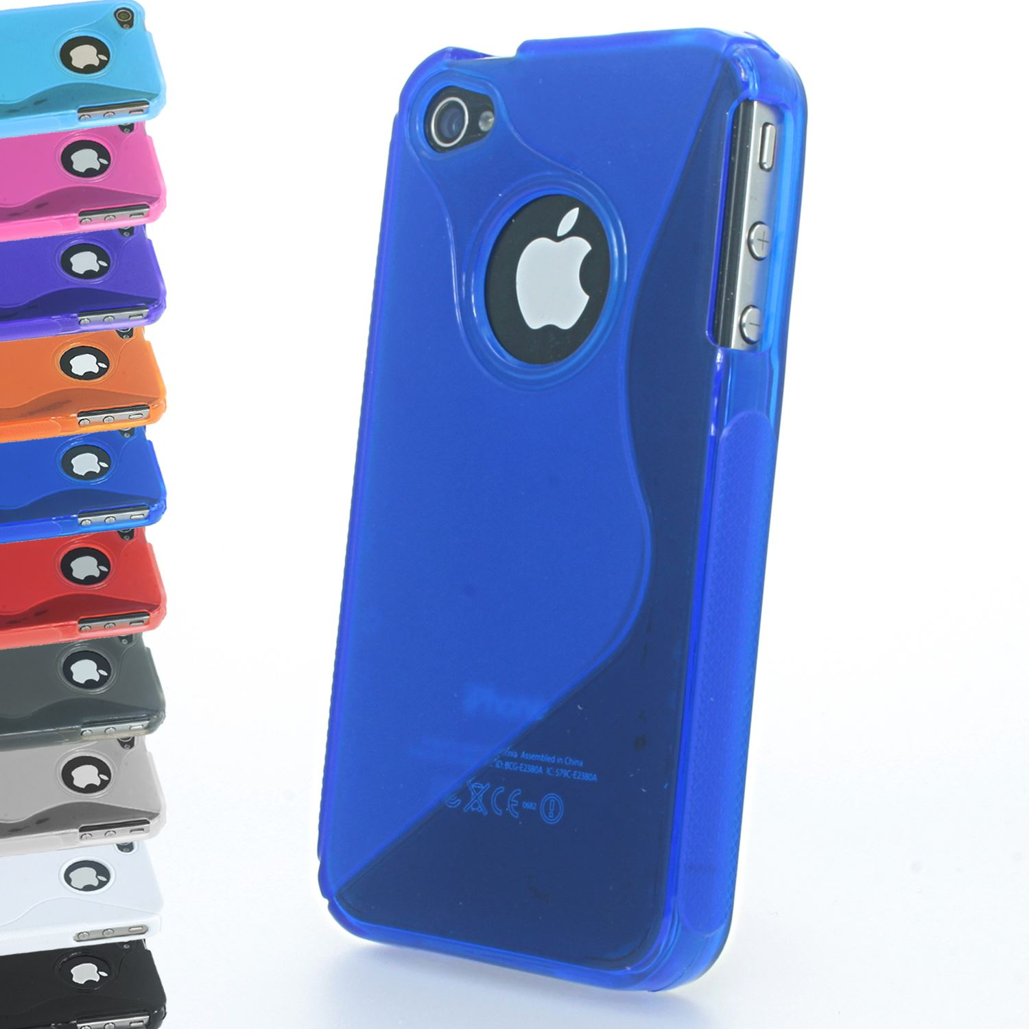 how to use flash on iphone gel silicone grip wave s line cover for iphone 4 4s 6183