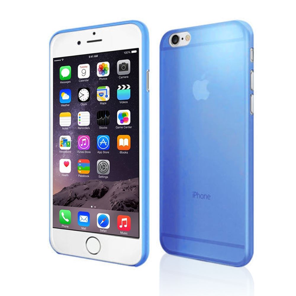 ULTRA-THIN-0-5MM-CASO-CUBIERTA-TRANSPERENTE-SLIM-SUAVE-PLASTICO-PARA-IPHONE-6S-6