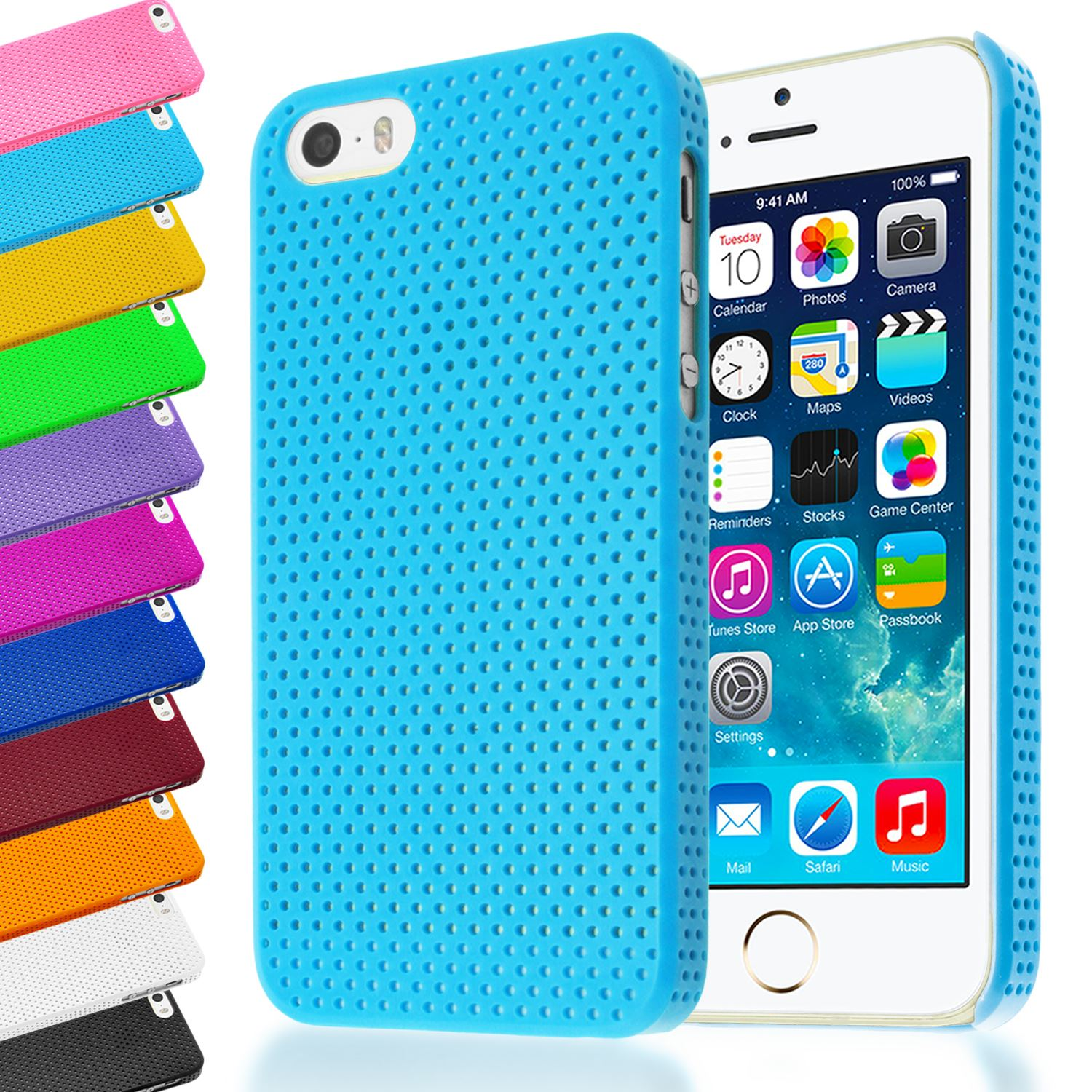how to use flash on iphone mesh impact perforated back plastic cover for 6183