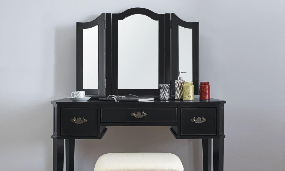 Bella Dressing Table Set Makeup Vanity Desk W Stool Amp 3