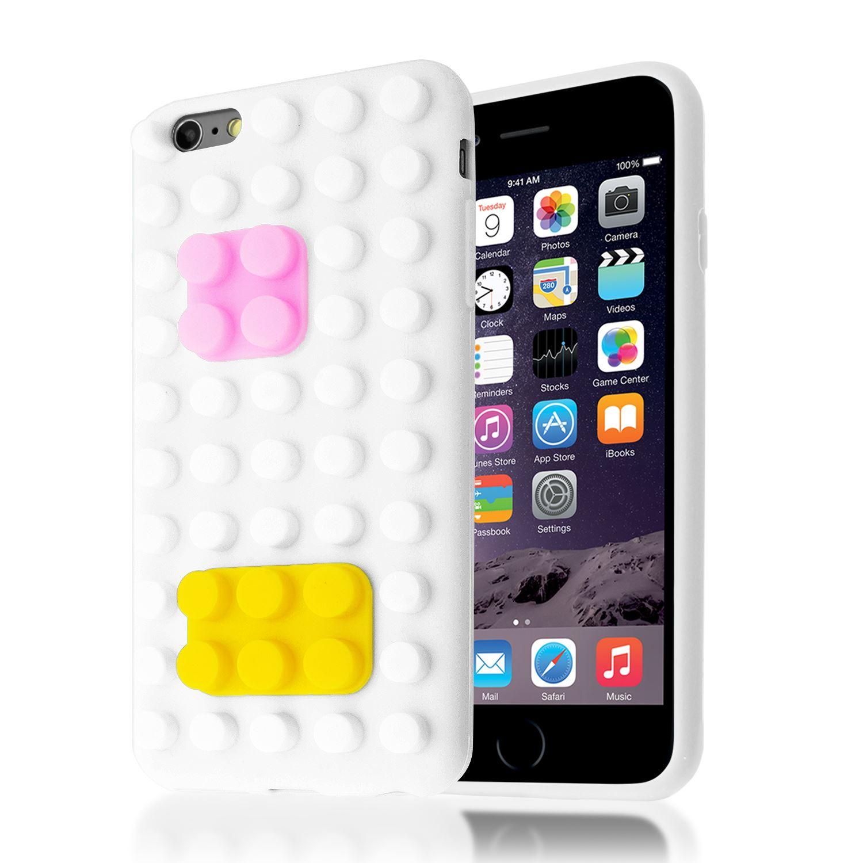 custodia iphone 6 plus silicone