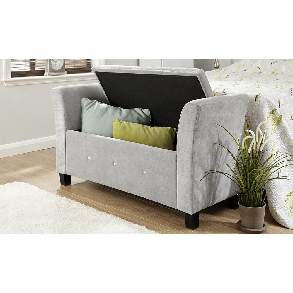 heads storage round living compact itm uniq nail with decorative room tufted ottoman