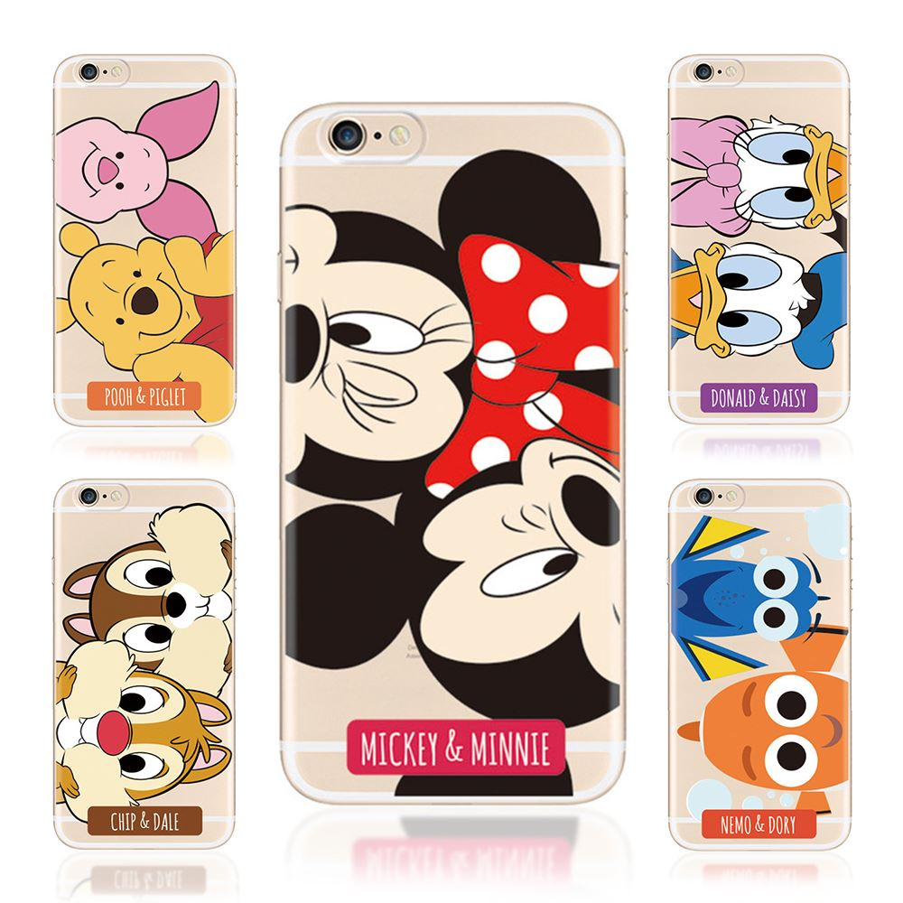 how to use flash on iphone mickey minnie mouse nemo dory disney character cover 6183