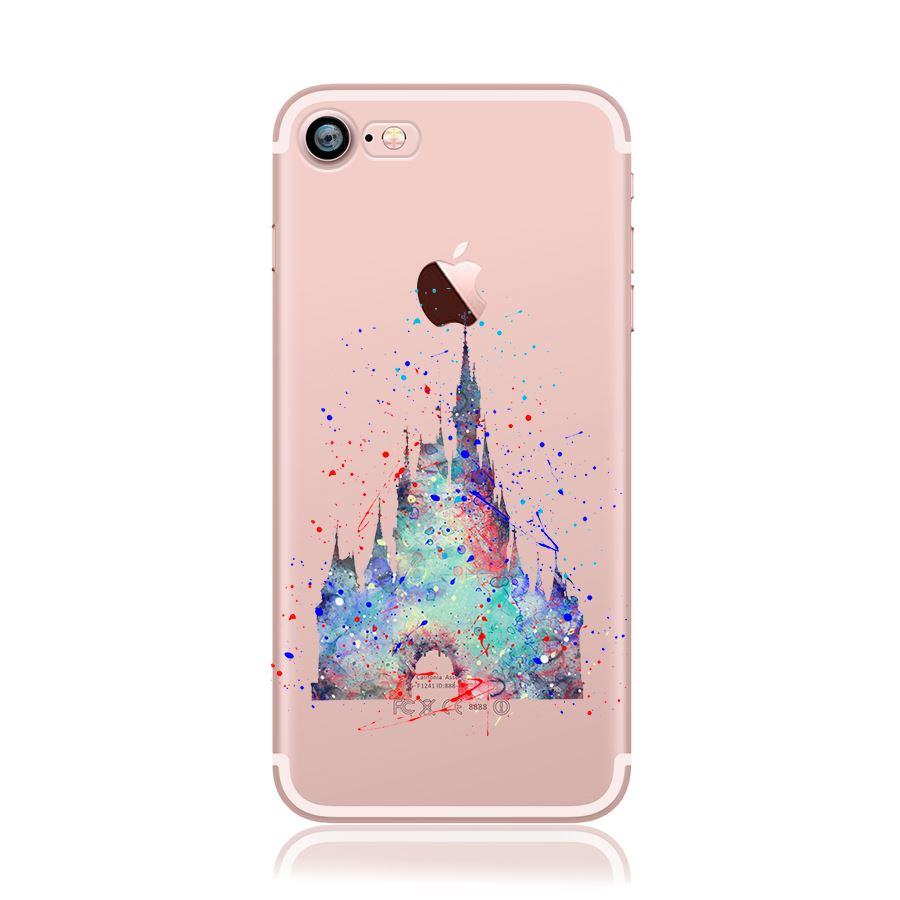 carcasas disney iphone 8