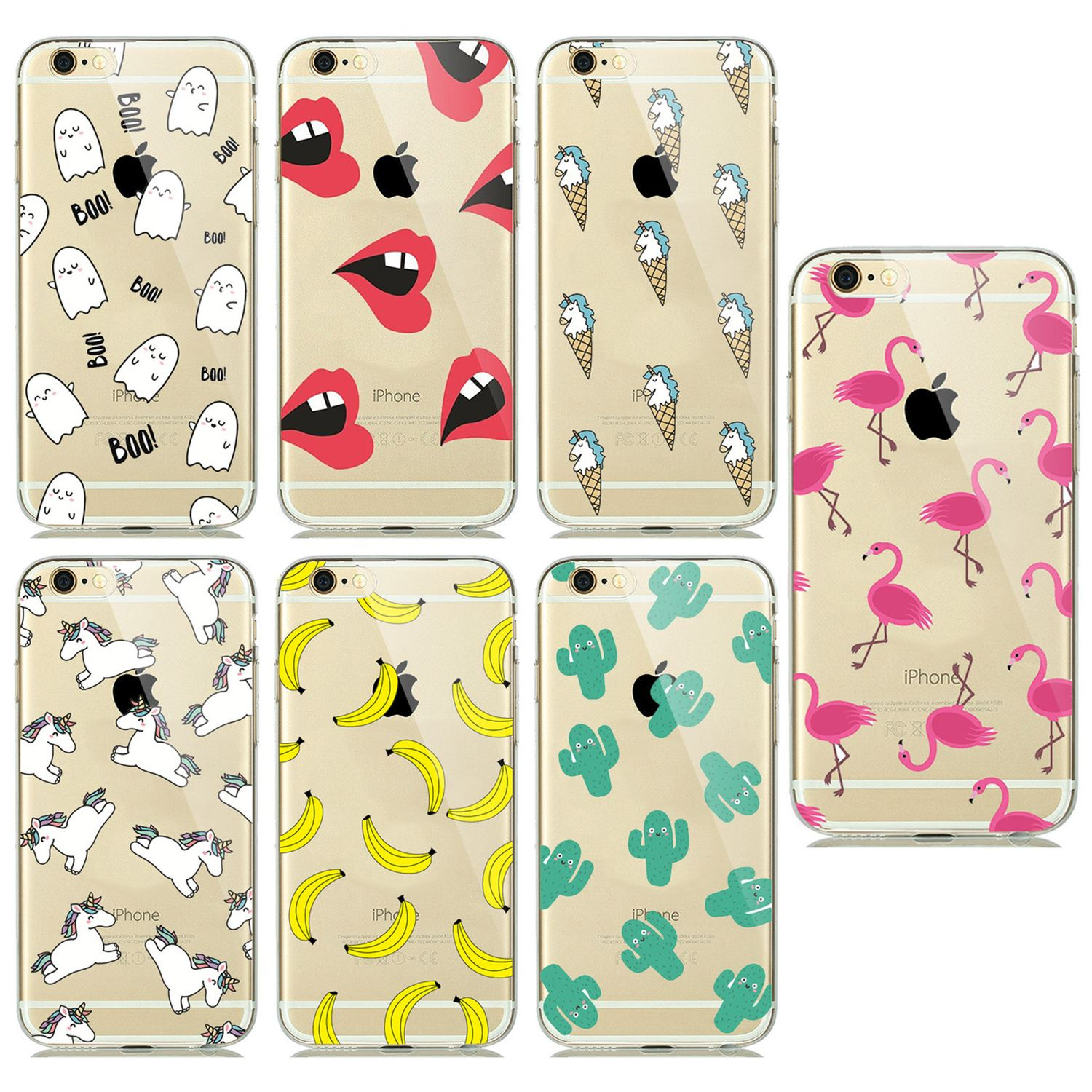 how to use flash on iphone printed pattern design clear tpu gel cover for iphone 6183