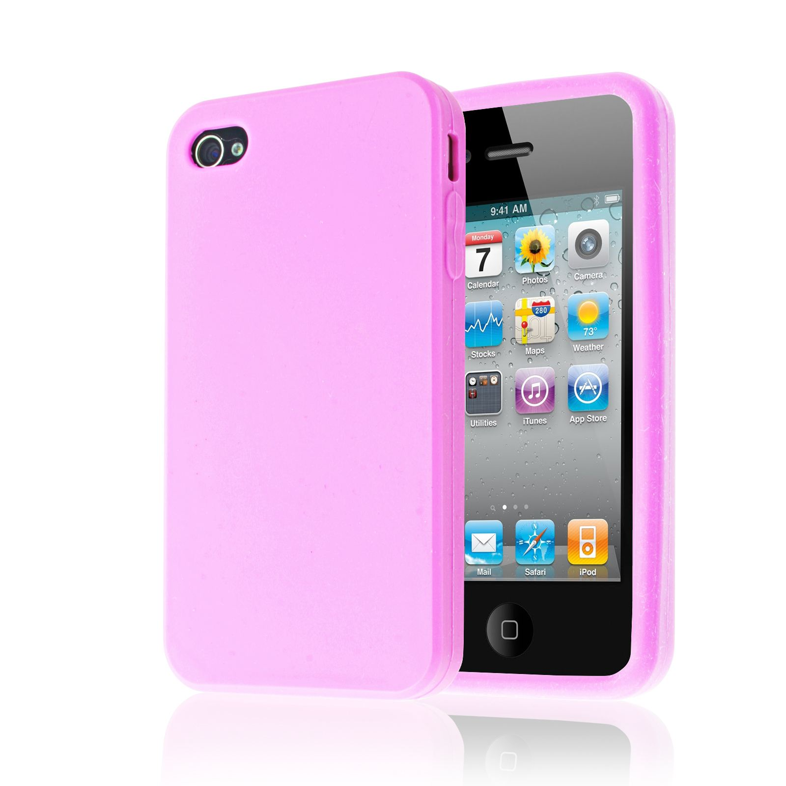 iphone 4s cases ebay high quality plain soft silicone impact back cover 14425