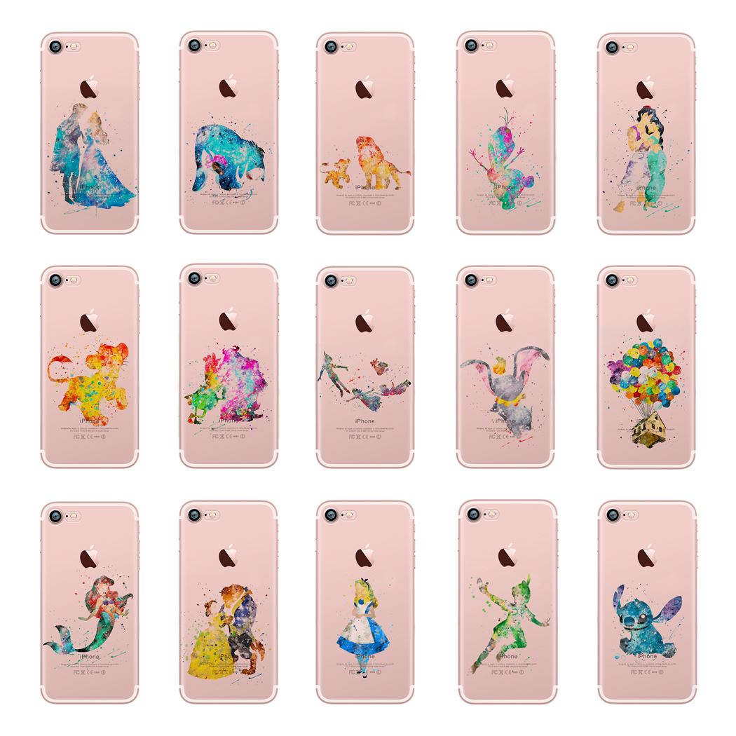 custodia iphon 8 disney