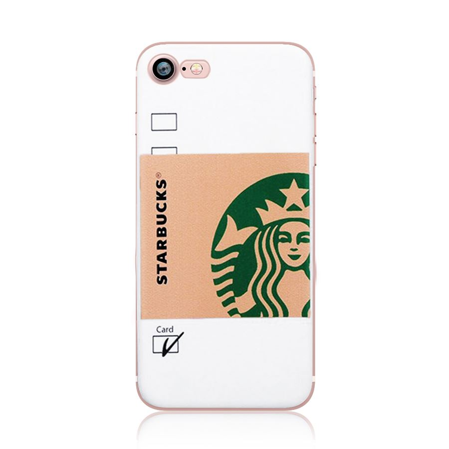 iphone 8 starbucks case
