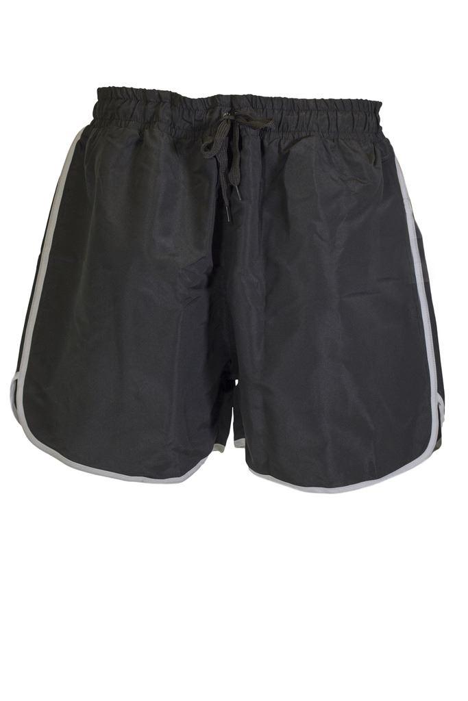 N144 Mens Mesh Foderato Nuoto Pantaloncini Ragazzi Nuoto Spiaggia Vacanza Pocket Shorts Tronco