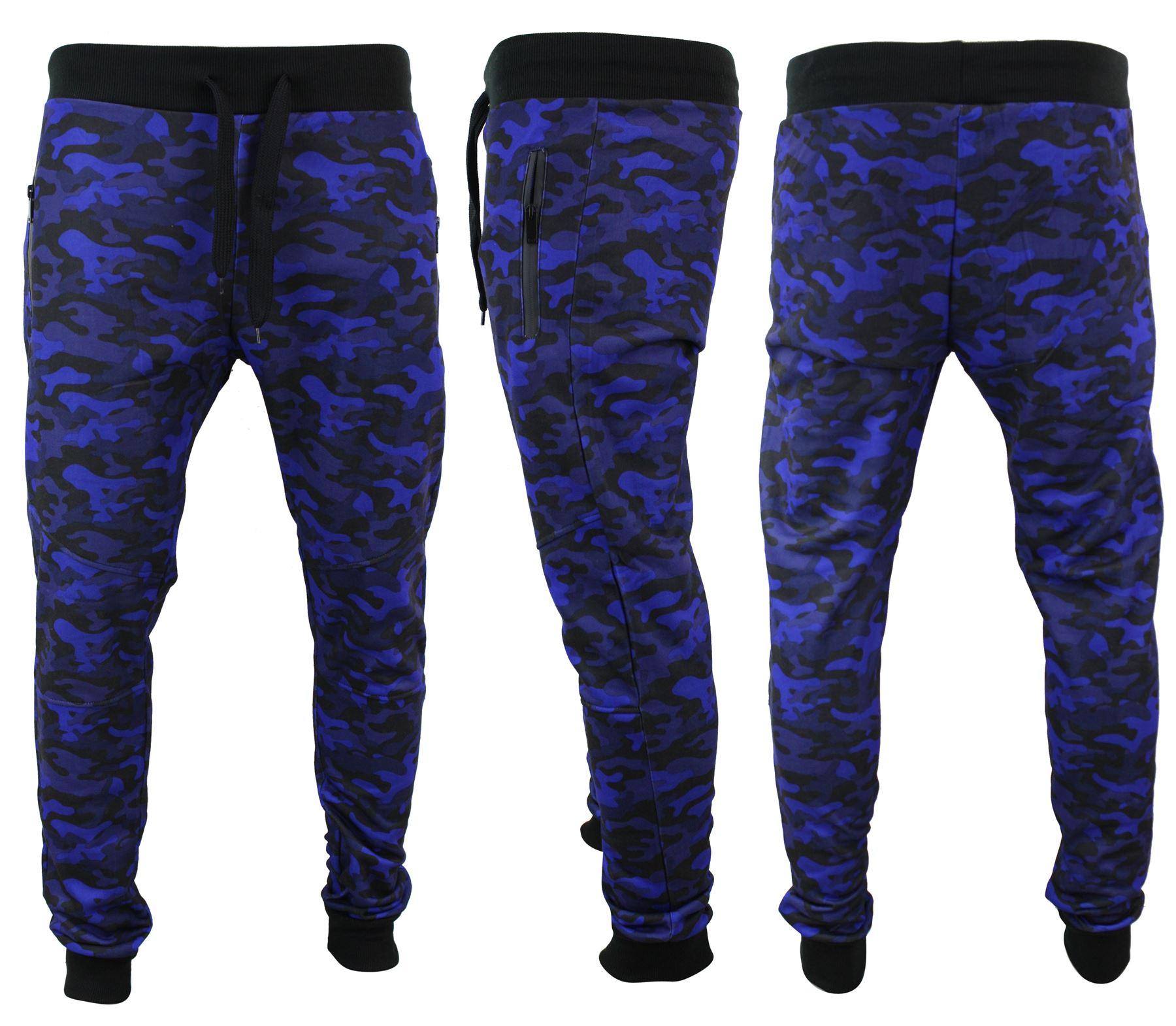 TUTA pattern UOMO BLU ROSSO GRIGIO SLIM FIT mimetizzazione pattern TUTA CAPPUCCIO SCONTO 732a23