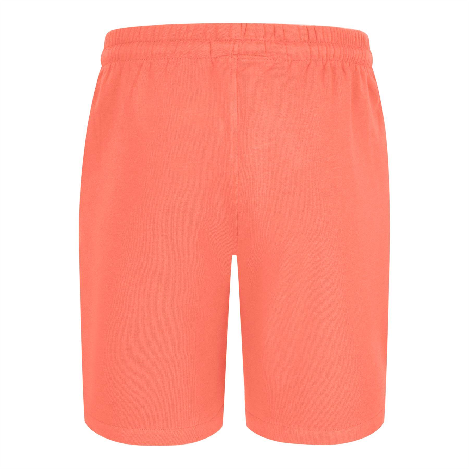 Garcons-Enfants-Jersey-Short-En-Coton-Ete-Decontracte-Premium-taille-elastique-Plage-Ete miniature 13