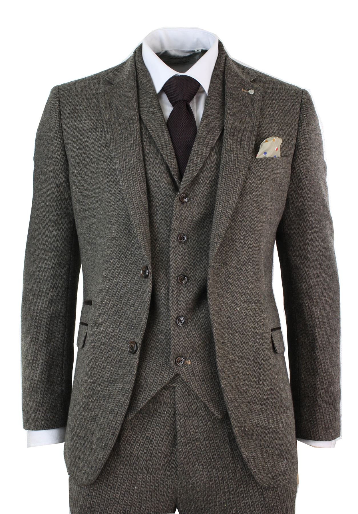 Get free shipping on BOSS Wool Three-Piece Suit at Neiman Marcus. Shop the latest luxury fashions from top designers.
