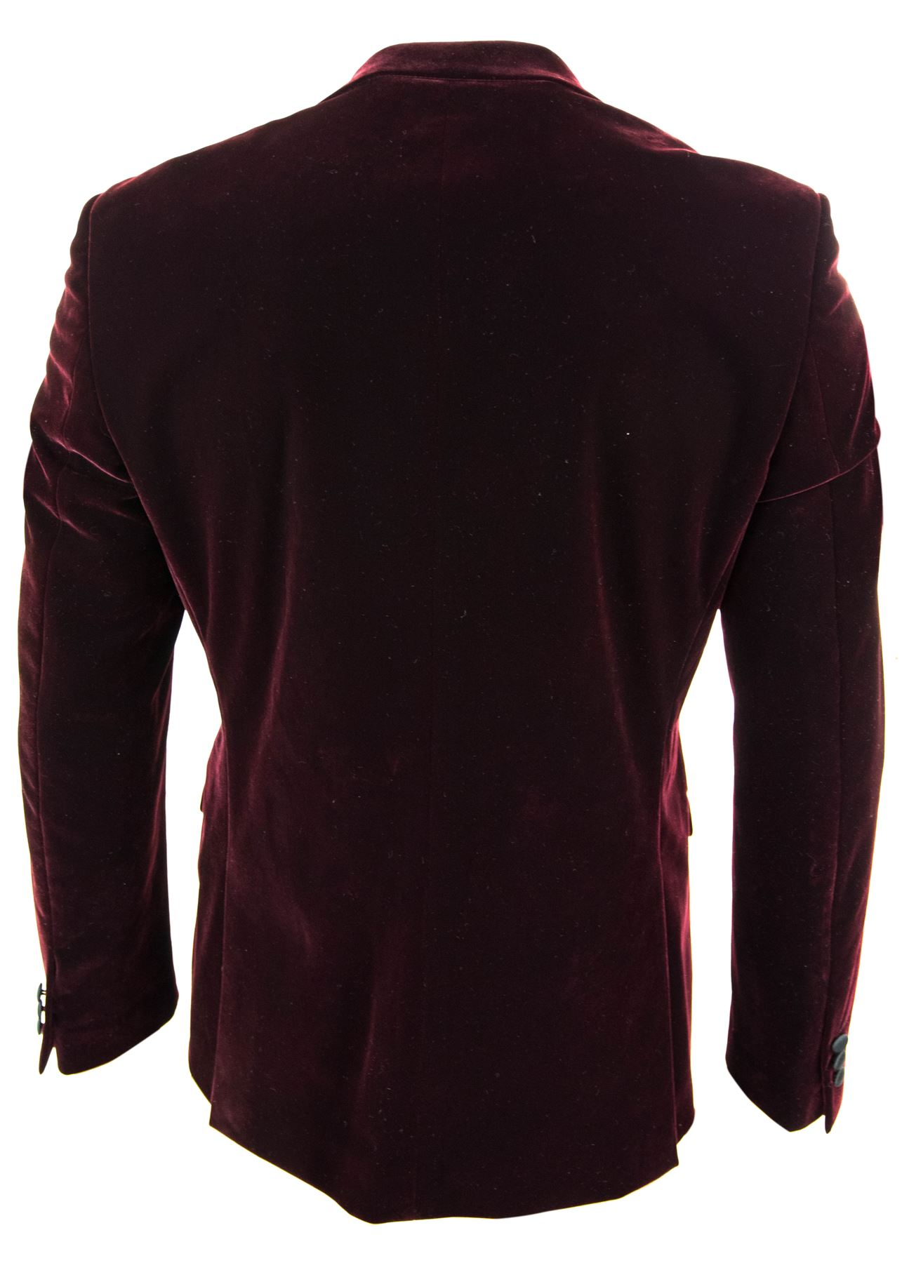 veste homme blazer velours doux bordeaux grenat style chic formel ebay. Black Bedroom Furniture Sets. Home Design Ideas