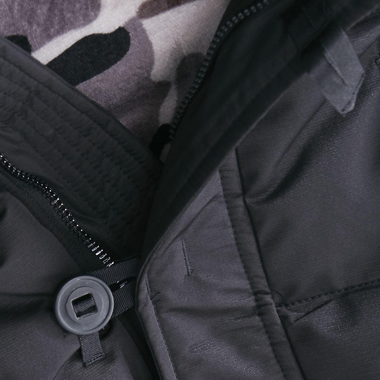 manteau homme longueur 3 4 doudoune matelass e capuche. Black Bedroom Furniture Sets. Home Design Ideas
