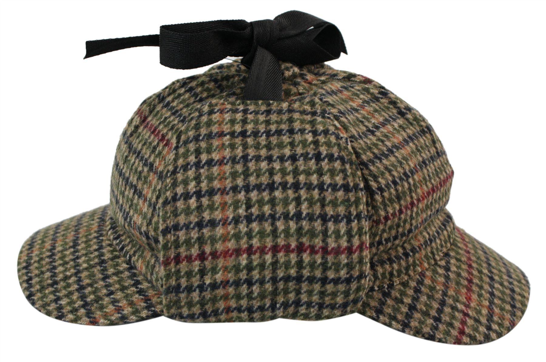 Sherlock Mütze