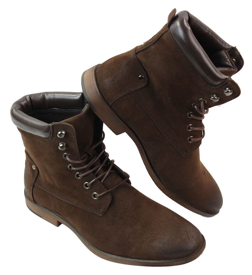 Amazon Mens Fashion Boots