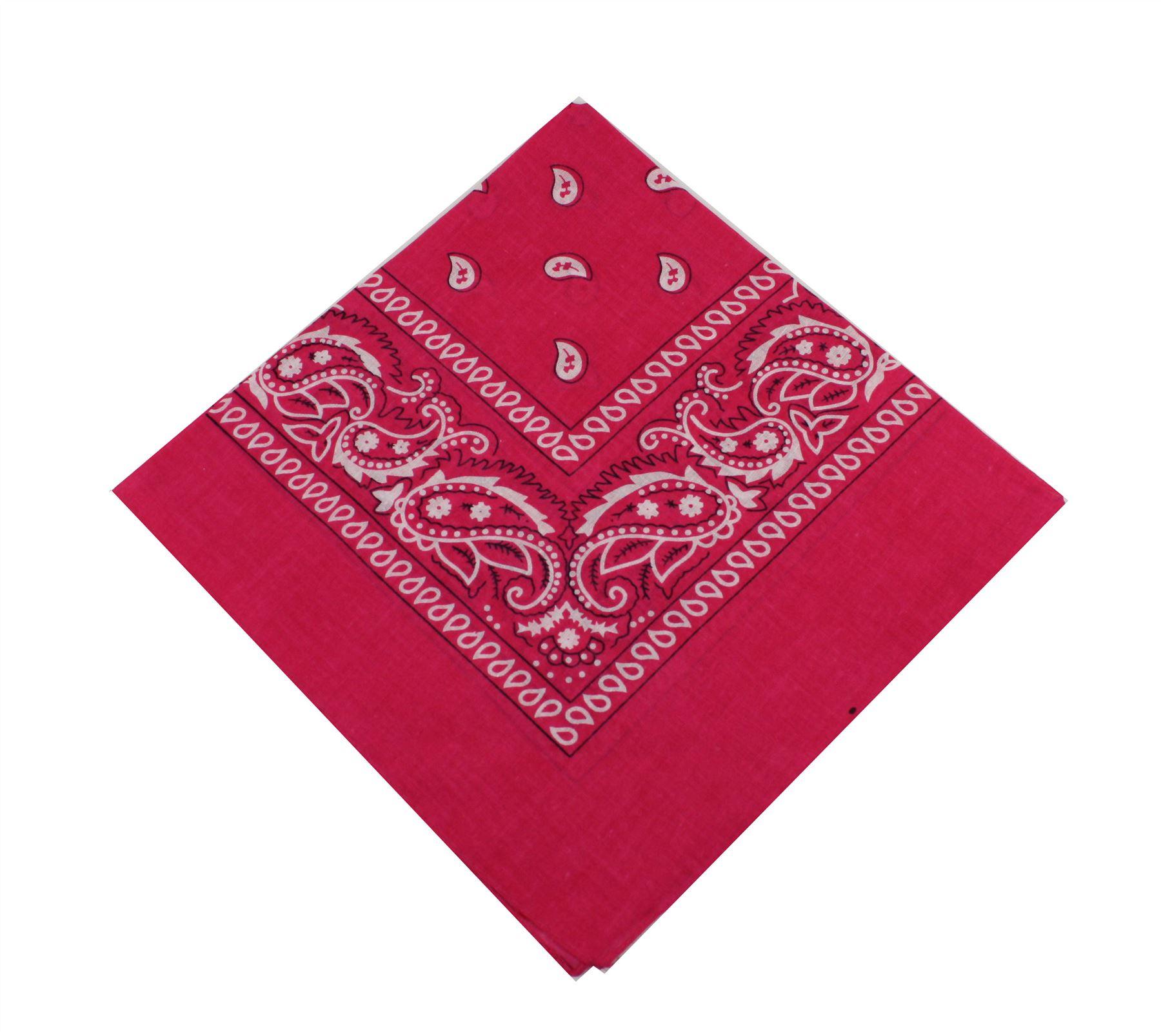 paisley bandana mens ladies headwear cotton scarf neck wrist wrap headtie hair b ebay. Black Bedroom Furniture Sets. Home Design Ideas