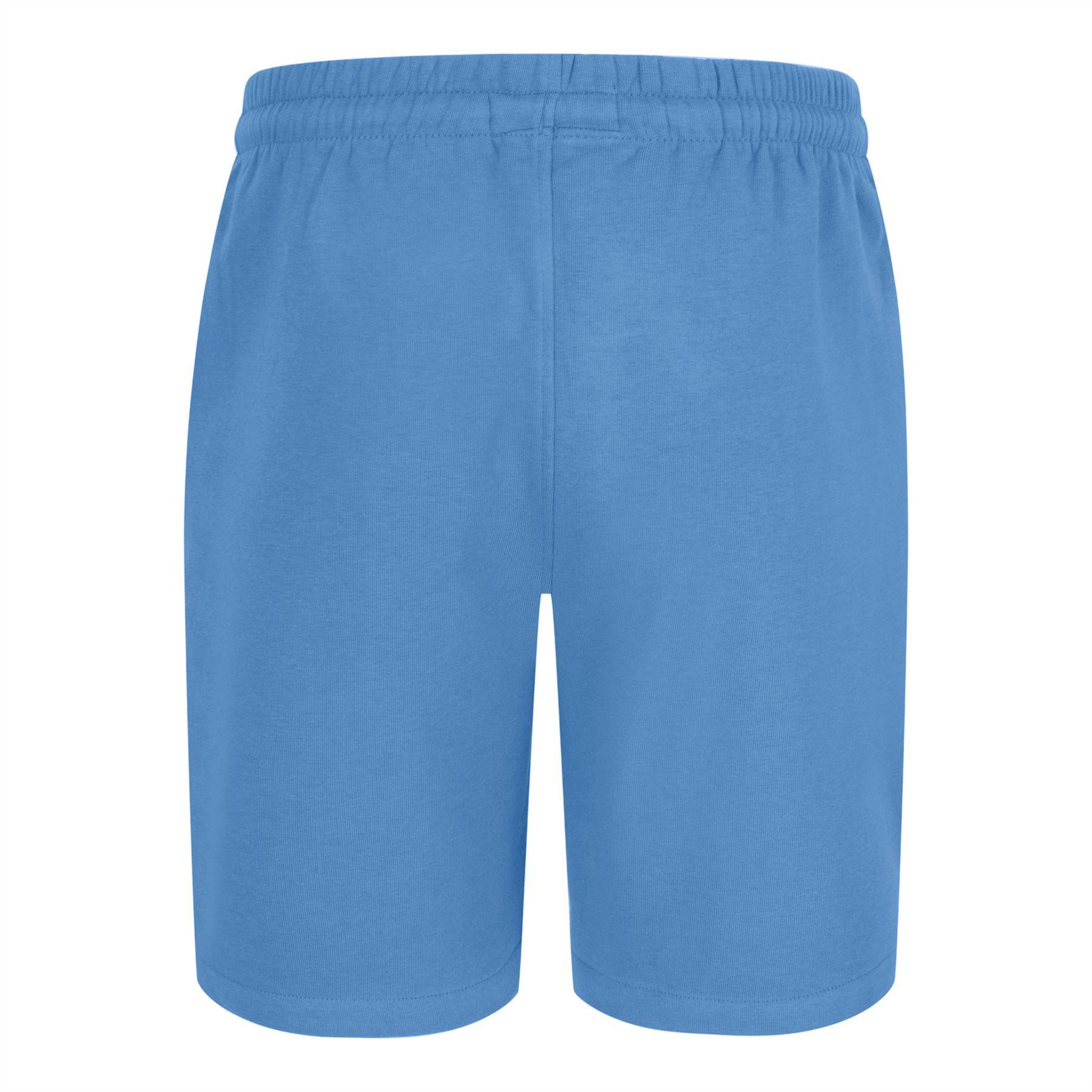 Garcons-Enfants-Jersey-Short-En-Coton-Ete-Decontracte-Premium-taille-elastique-Plage-Ete miniature 5