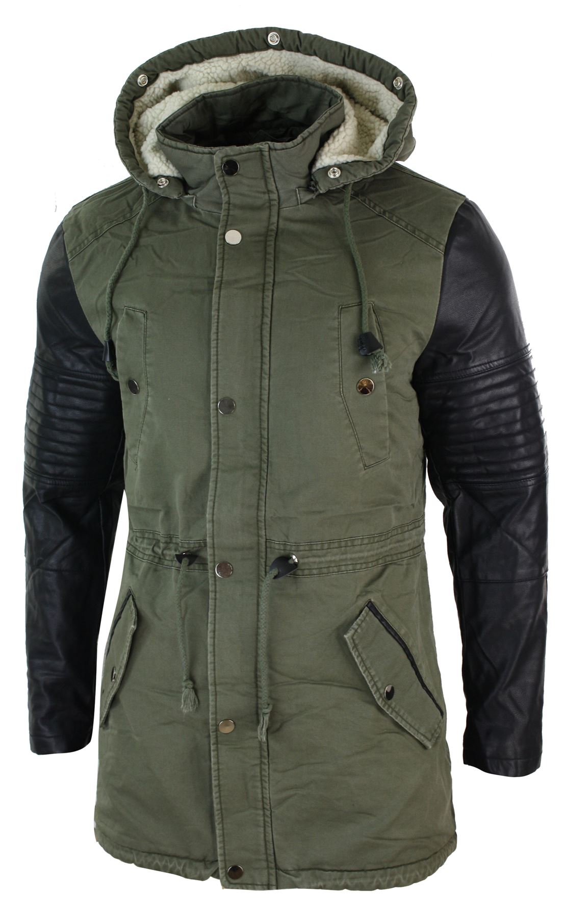 Free shipping and returns on Men's Parka Coats & Jackets at tokosepatu.ga