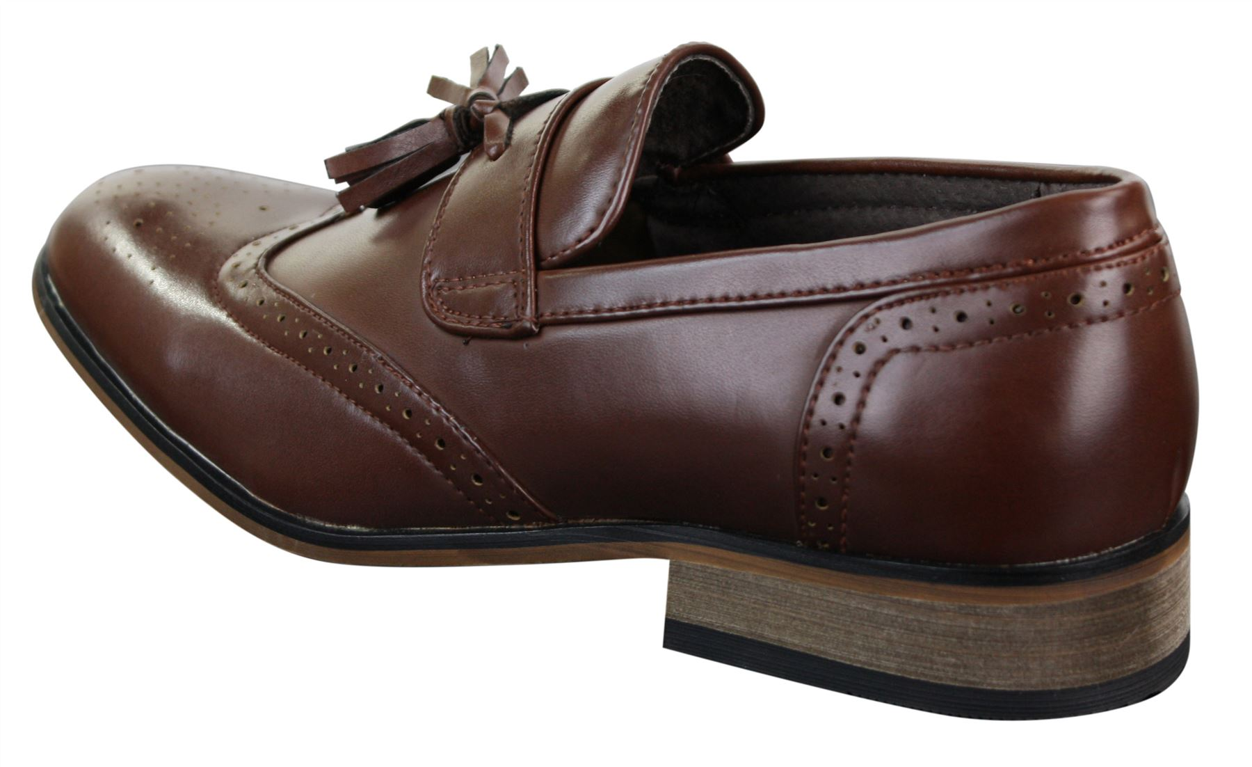chaussures chaussures Mocassins homme pampilles pampilles pampilles cuir PU  cuir et style avec OHpqwdH7 76ec96dbe5f9