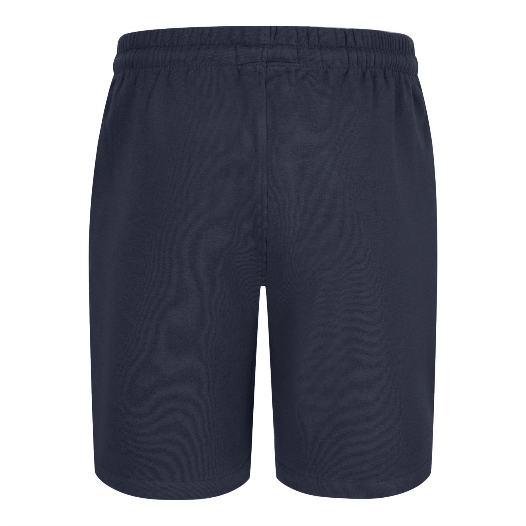 Garcons-Enfants-Jersey-Short-En-Coton-Ete-Decontracte-Premium-taille-elastique-Plage-Ete miniature 9