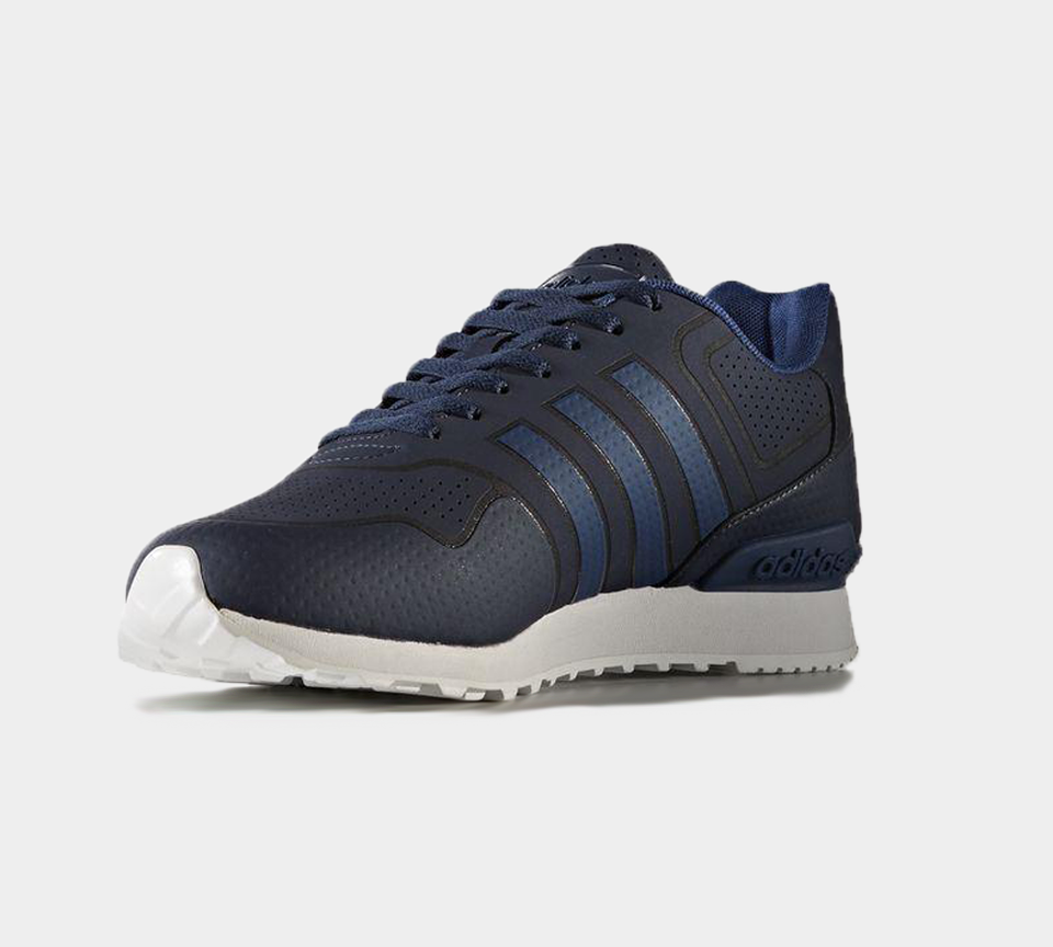 Mens Adidas 10K Casual BB9781 Trainers Navy UK 6-11 | eBay