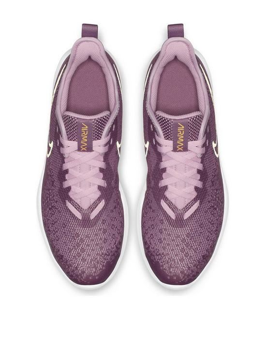 new product f7d90 d40e9 Nike Air Max Sequent 4 (GS) AQ2245 501 Purple Girls UK 3-5.5