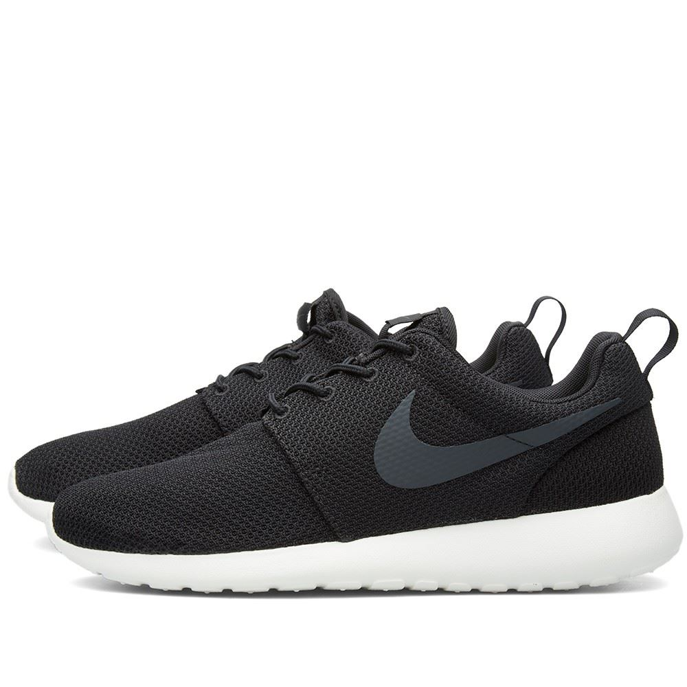 Nike Roshe Courir Tout Ebayer Noir