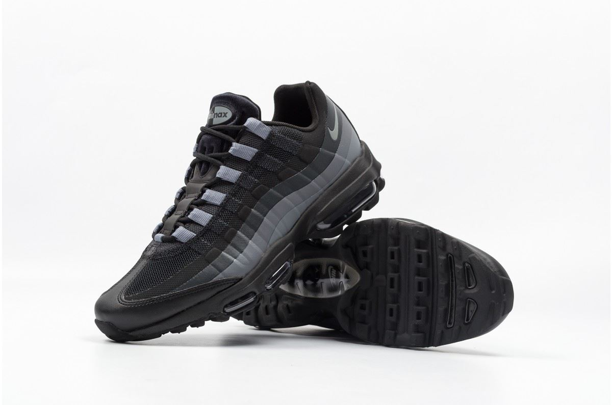 Nike Air Max 95 Ultra Essential - Men's - Black
