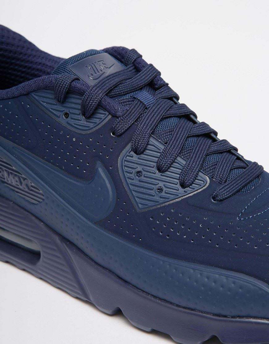 newest collection a730c 83d55 ... spain nike air max 90 ultra moire midnight navy 7344e b20fb