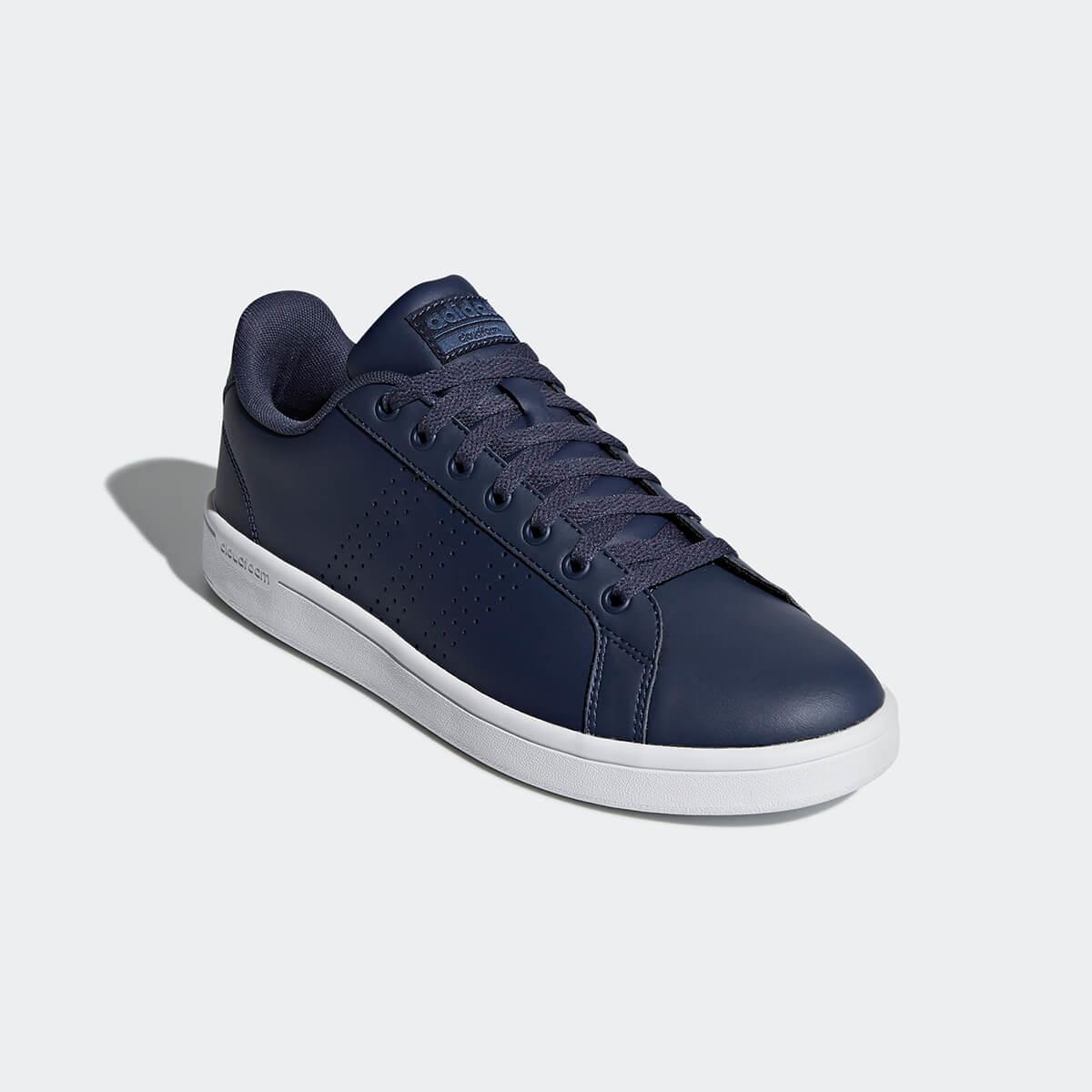 Adidas CF ADVANTAGE CL Blue Mens UK 6