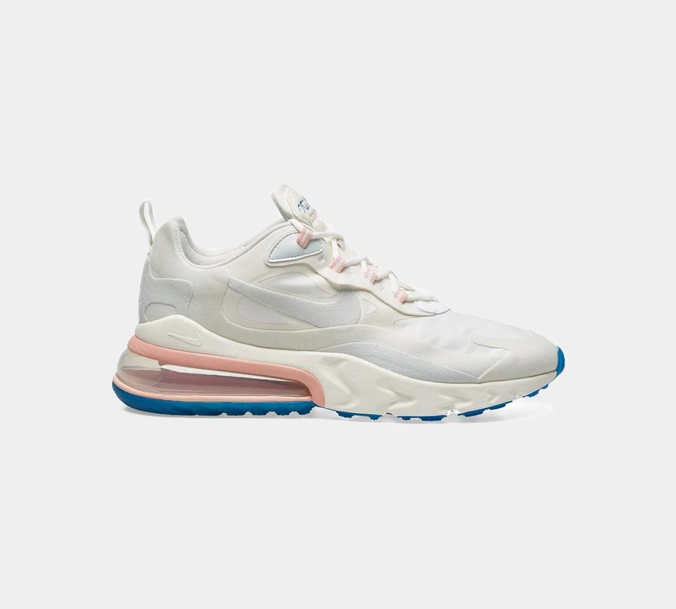 Nike Air Max 270 React AT6174 100 White